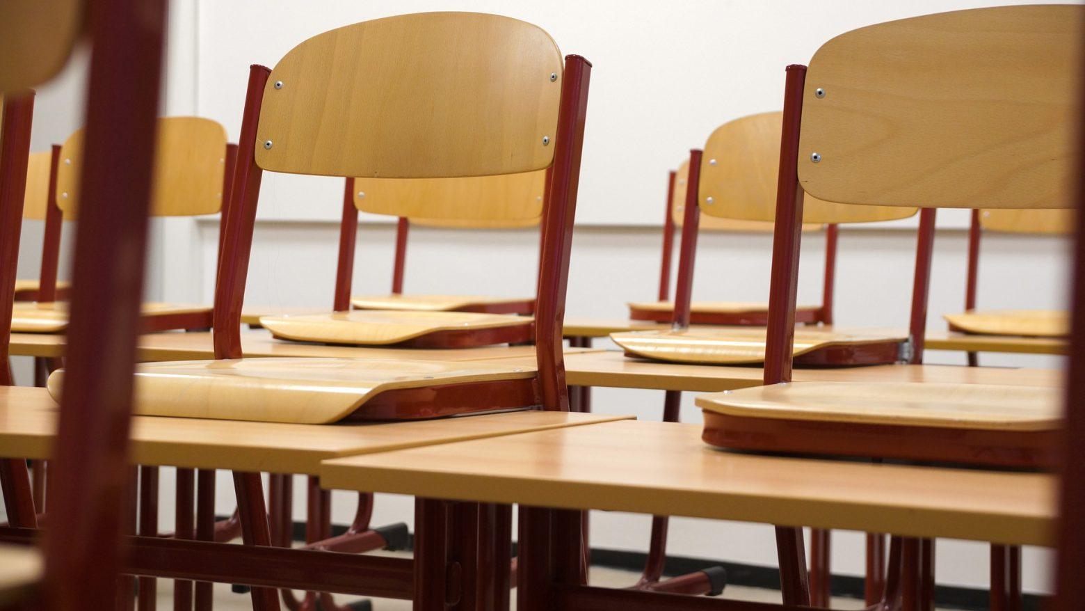 sedie scuola